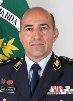 Mensagem Institucional do Comandante-geral da Guarda Nacional Republicana, Tenente-general Luís Francisco Botelho Miguel