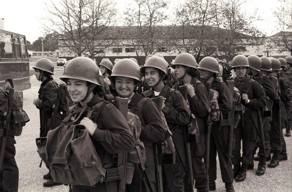 Mulheres nas Forças Armadas Portuguesas  A realidade da Força Aérea 1764e3ee7c273