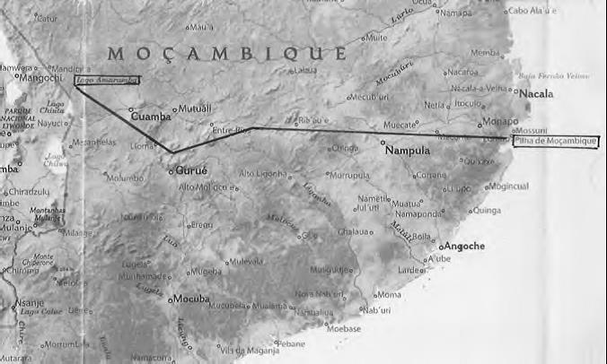 Algo sobre cartografia antiga de Moambique