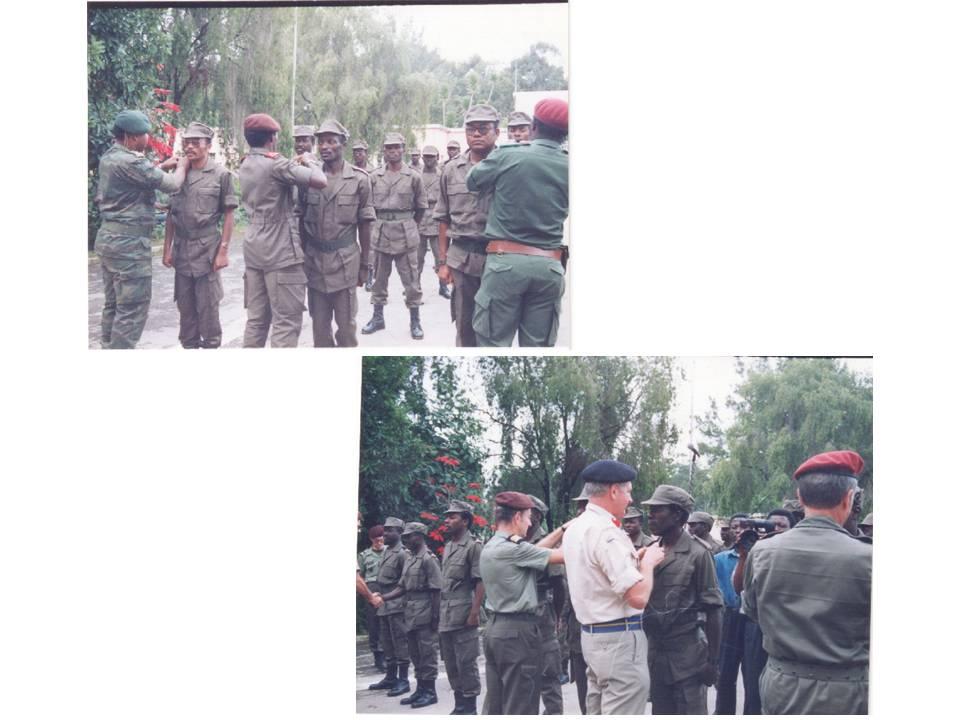 8a3d267b1c8d3 Figura 7 – Cerimónia de promoção dos oficiais das Forças Armadas de Angola  (Huambo