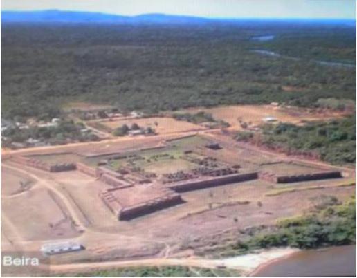 A definição das fronteiras terrestres do Brasil com países